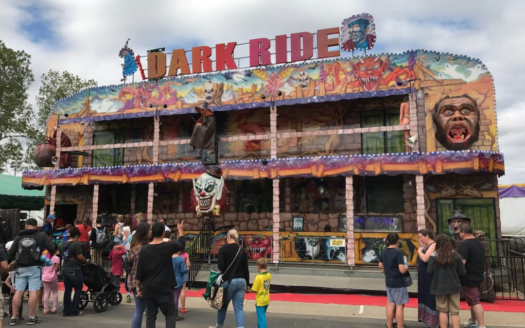 Haunted Dark Ride
